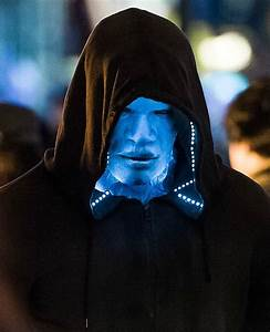 First photo of Jamie Foxx as Electro on 'Amazing Spider ...