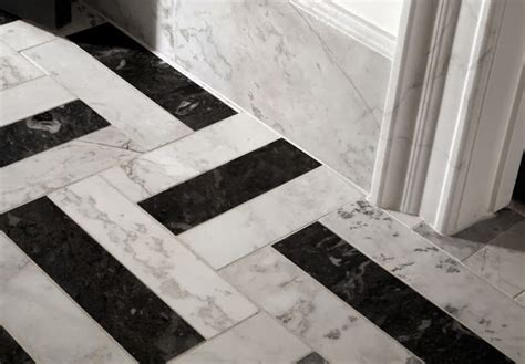 black white tile patterns black white tile floor patterns for bathroom design flooring stuffs ideas