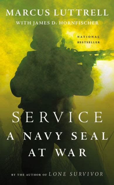 service  navy seal  war  marcus luttrell paperback