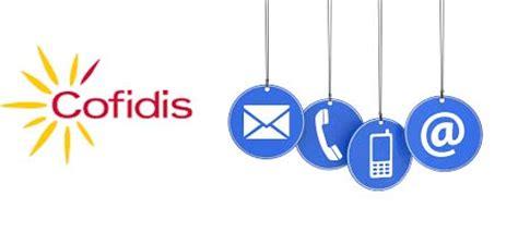 cofidis contact service client adresse téléphone mail