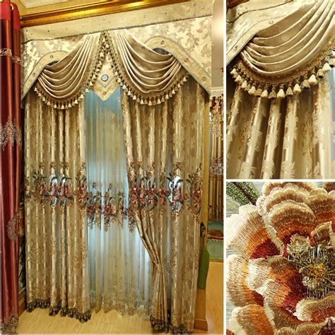 european luxury curtains home garden design