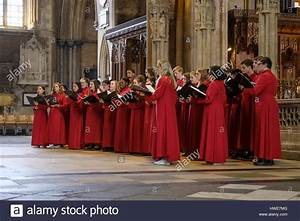 Choristers Stock Photos & Choristers Stock Images - Alamy