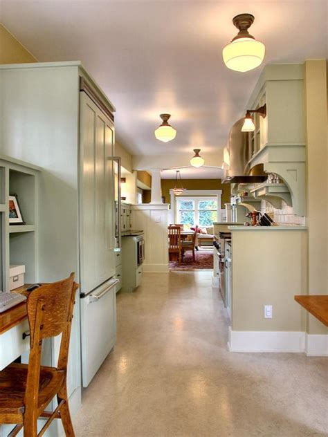 ideas for kitchen lighting galley kitchen lighting ideas pictures ideas from hgtv