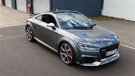 2017 audi tt rs review caradvice
