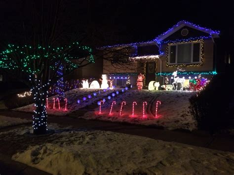 where to see the best light displays in calgary