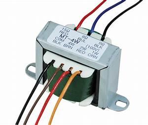 100 V Line Transformer Converting Line Signal To 8  16 Ohm