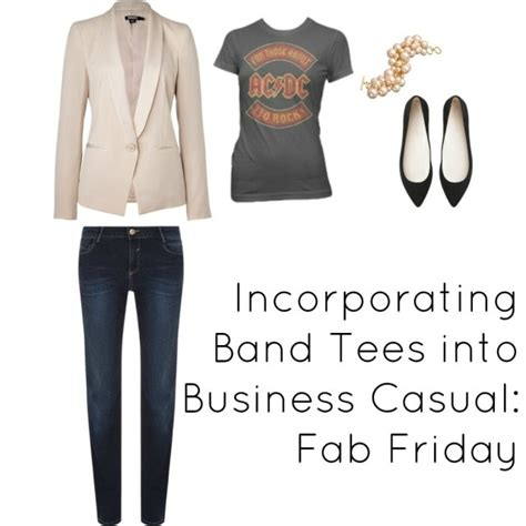 allie band tees  business casual wardrobe oxygen