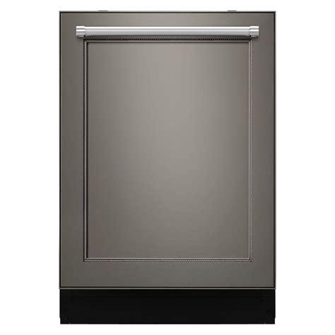 KitchenAid Top Control Builtin Dishwasher in Panel Ready