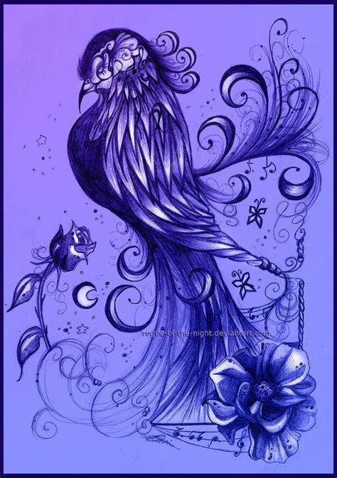 nightingale tattoo ideas  pinterest songbird