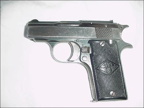 Star . Acp Pocket Pistol-nice Shape For Sale At