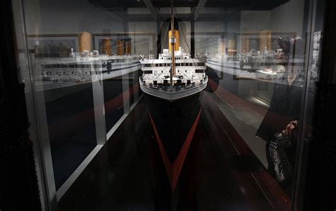 The National Geographic Museum Holds Titanic Exhibit