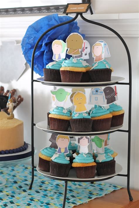 Star Wars Themed Baby Shower Welcometothemousehousecom