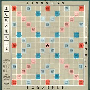 Image gallery scrabble board for Large letter scrabble game