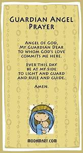 Guardian Angel Prayer Card | Prayer, Guardian Angels and Angel