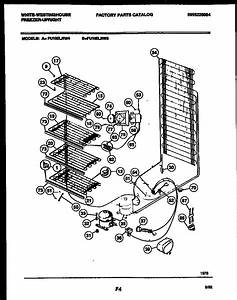 System And Electrical Parts Diagram  U0026 Parts List For Model Fu100lrw5 White
