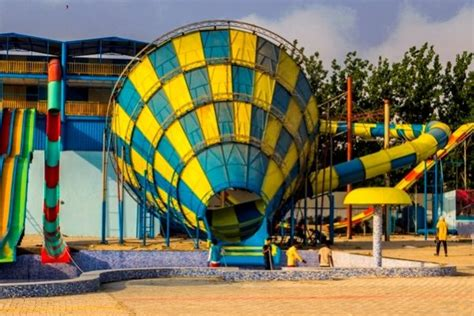 fantasy world water amusement park  meerut ticket
