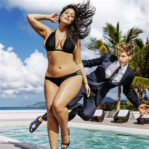sports illustrated swimsuit issue  size ad campaign