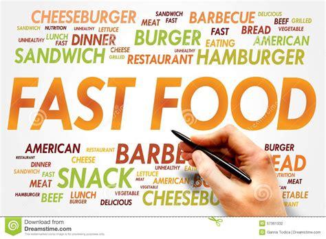 fast food stock photo image 57361332
