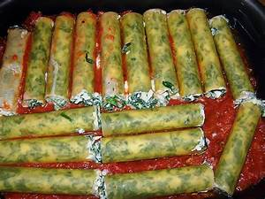 Spinat Und Feta : cannelloni gef llt mit feta spinat und pinienkernen von ~ Lizthompson.info Haus und Dekorationen