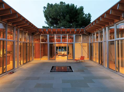 modern courtyards  zachary edelson  family