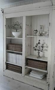 Schrank Vintage Look : shabby shic m bel mit vintage look beispiele und diy ideen ~ Bigdaddyawards.com Haus und Dekorationen