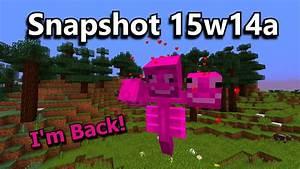 John 2 0 Minecraft : minecraft snapshot 15w14a the april fool 39 s update youtube ~ Medecine-chirurgie-esthetiques.com Avis de Voitures