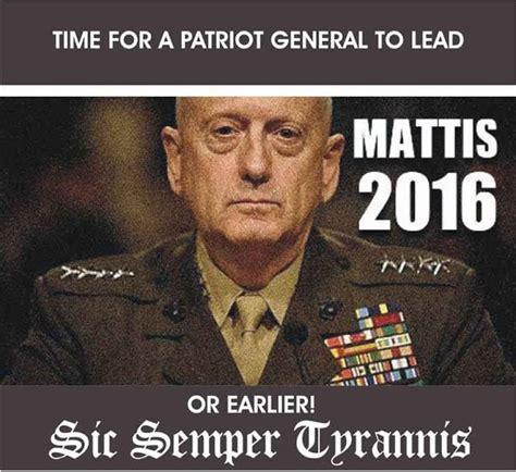 James Mattis Memes - she s right james mattis for president