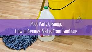 How to remove stains from laminate flooring gurus floor for Removing stains from laminate floors