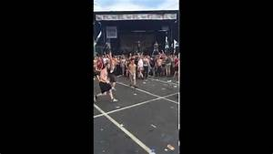 August Burns Red - Wall of Death : Warped Tour 2015 ...