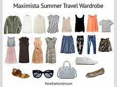 The Maximista Packing List Pack Like a Pro
