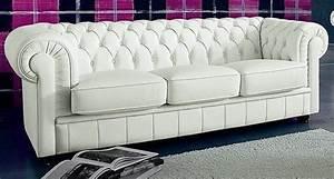 Chesterfield Sofa Weiss : max winzer chesterfield 3 sitzer sofa kent im retrolook mit edler knopfheftung online kaufen ~ Indierocktalk.com Haus und Dekorationen