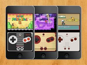 Game Boy Advance SP Skins For GpSPhone By Jospinoj On