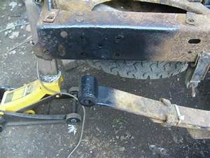 How To Change The Spring Shackle And Hanger On Your Ford Ranger