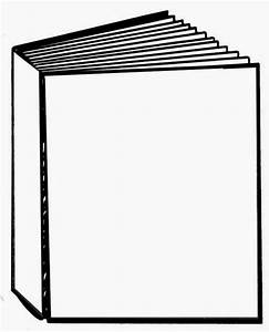 Blank Book Front Cover - ClipArt Best