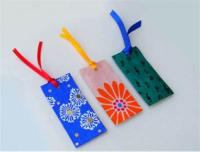 Bookmarks Handmade Gifts Flower Paper Gorgeous Easy