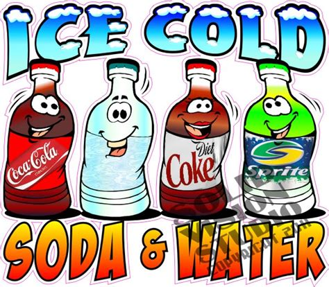 water soda clipart   cliparts  images