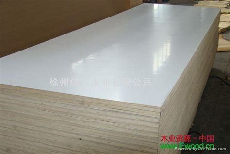 pvc faced plywood  camry china manufacturer