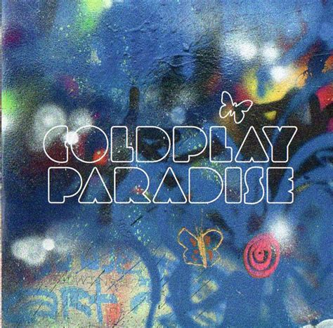 Coldplay Paradise 2011 Cdr Discogs