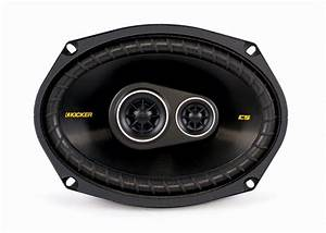 Kicker Car Speakers : kicker car audio cs6934 6x9 3 way cs series coaxial ~ Jslefanu.com Haus und Dekorationen