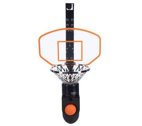 the door basketball hoop batteryoperated toss back the door basketball hoop
