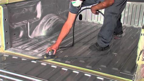 toffliners spray  bedliners sprayed  bedliner youtube