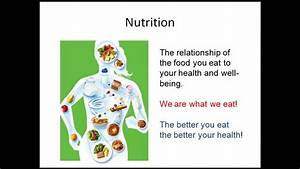 Health  Nutrition Introduction