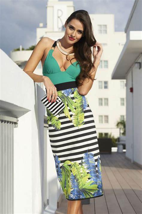 Summer Fashion Trend Stripes Get A Mediterranean Twist