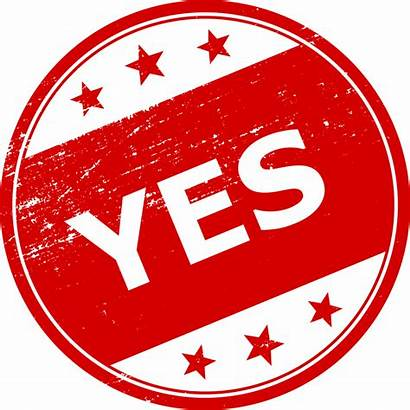Yes Stamp Transparent Resolution Onlygfx 1800 Px
