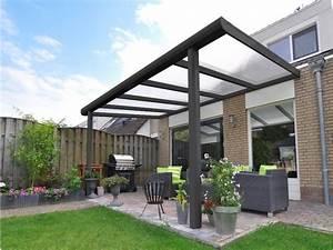 Abris De Terrasse En Kit : abri de terrasse installez une extension votre maison ~ Dailycaller-alerts.com Idées de Décoration