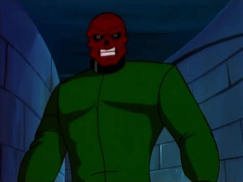 red skull marvel animated universe wiki fandom powered
