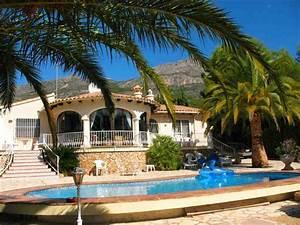 Ferienhaus In Spanien Kaufen : immobilien costa blanca moraira h user immobilien bau ~ Frokenaadalensverden.com Haus und Dekorationen