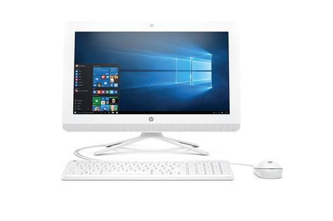 ordinateurs de bureau hp pc de bureau hp 20 c003nf 4235240 darty