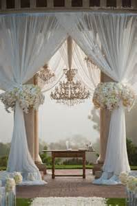 how to make a chuppah wedding arches the engagement