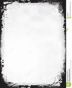Grunge Border - Vector Stock Photos - Image: 4880523